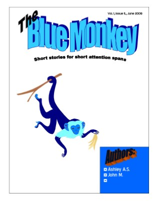 The Blue Monkey, Vol. 1L