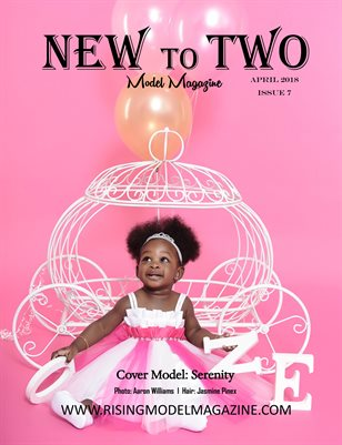 New To Two Model Magazine Issue #7
