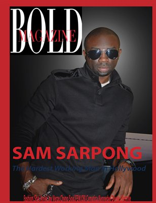 Bold Magazine Nov. Issue