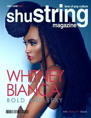 shuString Magazine The Beauty Issue 18