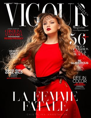 Fashion & Beauty   September Issue 01