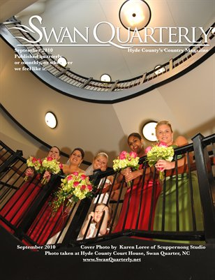Swan Quarterly September Issue 2010