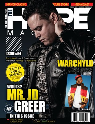 The Hype Magazine issue #64