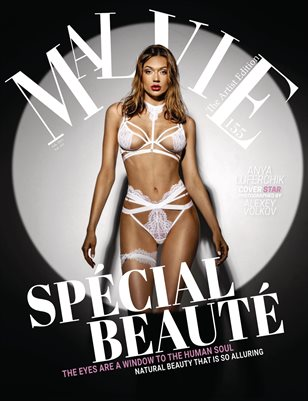 MALVIE Magazine The Artist Edition Vol 155 February 2021