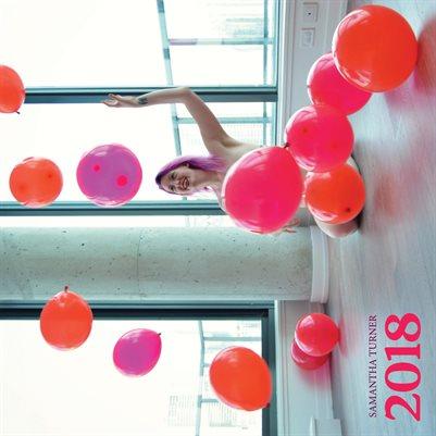 Samantha Turner Calendar 2018
