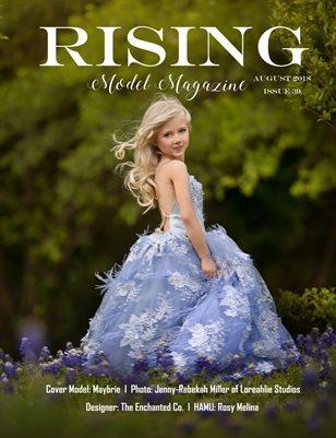 Rising Model Magazine Issue #39