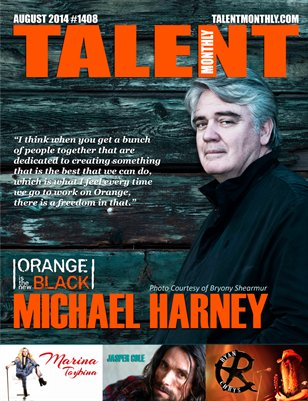 Talent Monthly Magazine August 2014 #1408