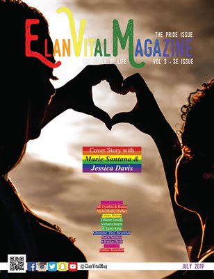 EVM3 PRIDE Special Edition 2019 M&J Cover