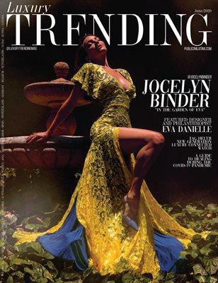 LUXURY TRENDING Magazine - JOCELYN BINDER - June/2020 - Issue #26