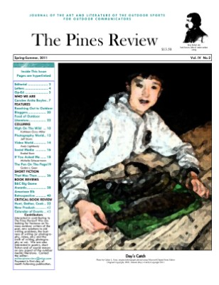 The Pines Review Vol IV No 2 Spring Summer 2011