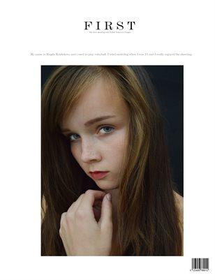First Magazine Magda Kral