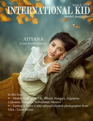 International Kid Model Magazine Issue #6