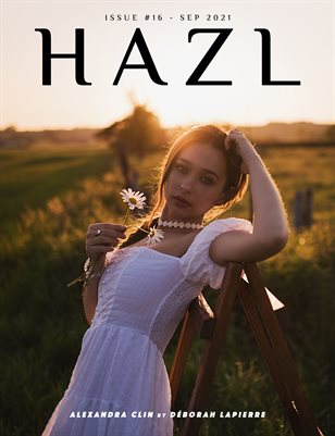 HAZL Magazine: ISSUE #16 -SEP 2021