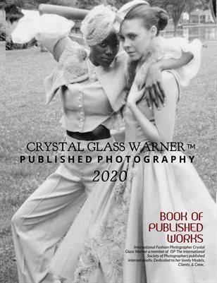 Crystal Glass Warner Book of Published Work