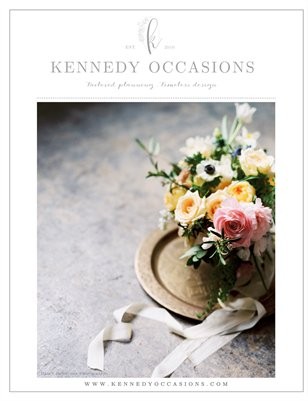 Kennedy Occasions: 2016-2017