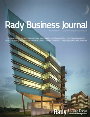 2011 Rady Busines Journal