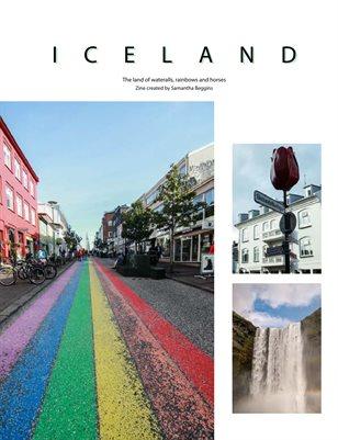 Iceland Zine