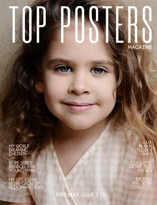 TOP POSTERS MAGAZINE - KIDS MAY (Vol 316)