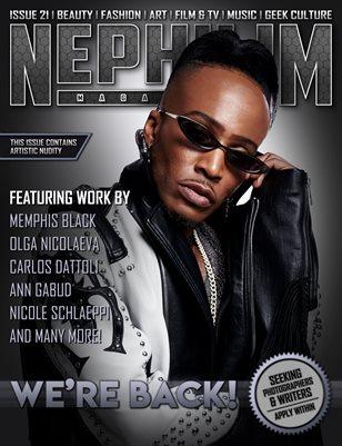 Nephilim Magazine #21 (Cov. 1)