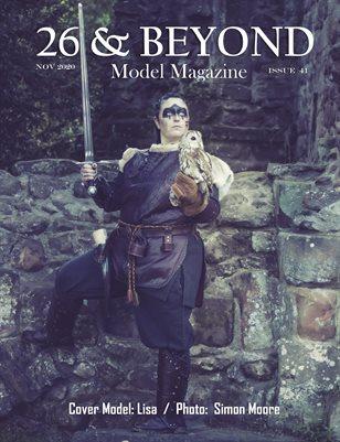 26 & Beyond Model Magazine Issue #41