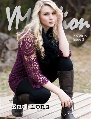 YMfashion Magazine Jan 2015