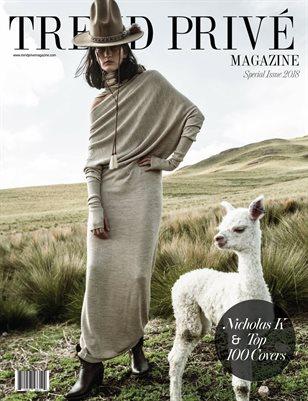 Trend Privé Magazine – Issue No. 33- Special Issue 2018
