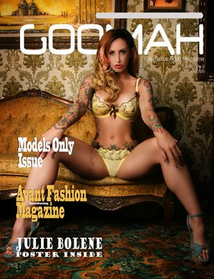 Goomah Magazine - May 2014 - Cover 2