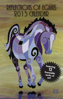 Reflections of Equus 2013 Booklet Calendar