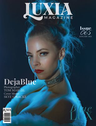 January 2020, Lux Blue, #65