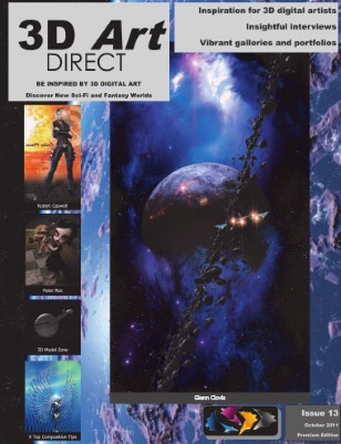 3D Art Direct Issue 13
