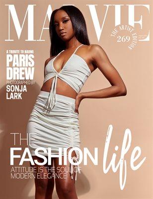MALVIE Magazine The Artist Edition Vol 269 August 2021