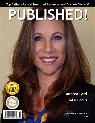 PUBLISHED! Excerpt featuring Andrea Lard