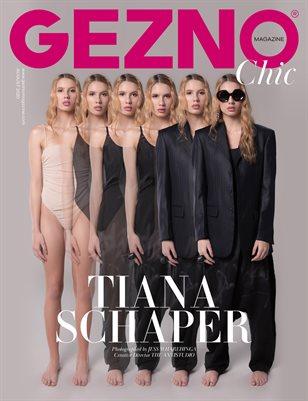 GEZNO Magazine August 2020 Issue #07
