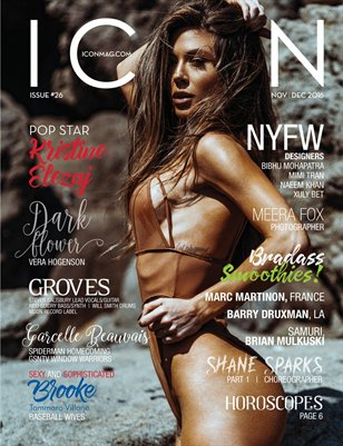 ICON MAG - NOV/DEC ISSUE 26
