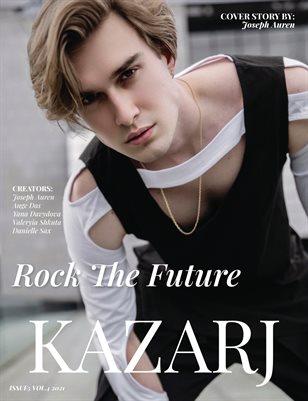 KAZARJ MAGAZINE ISSUE 5 VOL.4 2021