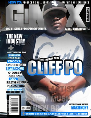G.Mix Magazine Vol.1 - Issue.9