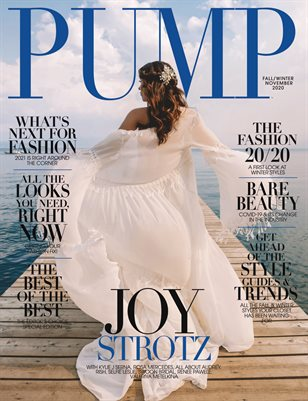 PUMP Magazine | The Whimsy Edition | Vol.1