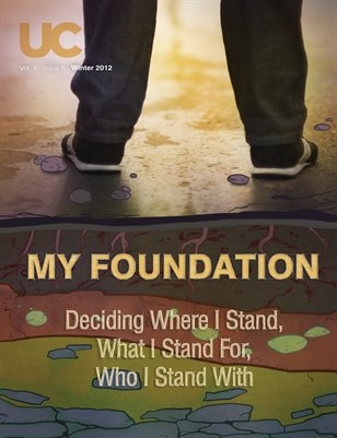 Volume 1, Issue 6; My Foundation