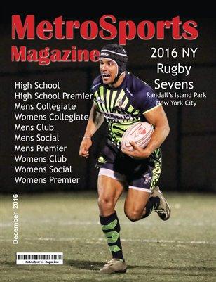 MetroSports Magazine - NY Rugby Sevens 2016