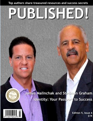 PUBLISHED! featuring James Malinchak and Stedman Graham