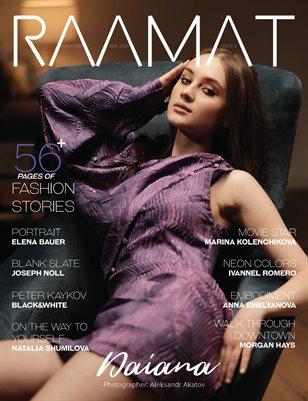 RAAMAT Magazine May 2021 Issue 6