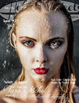 Hell on Heels Magazine June 2016 When it rains Issue #29 Vol.3