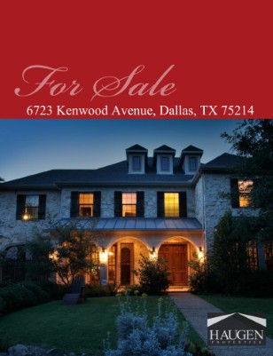 Haugen Properties - 6723 Kenwood Avenue, Dallas, Texas 75214