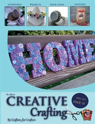 Creative Crafting April 2012