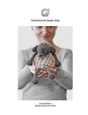 Woolly Lamb - Crochet Pattern