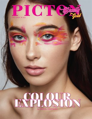 Picton Magazine OCTOBER  2019 N315 Beauty Gold Cover 3