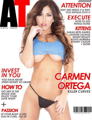 Alwayz Therro - January 2014 - Carmen Ortega
