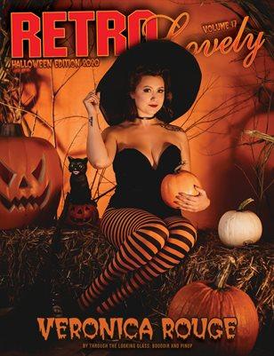 Halloween 2020 - VOL 17 – Veronica Rouge Cover