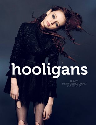 Hooligans Magazine, Issue 13, June 2017