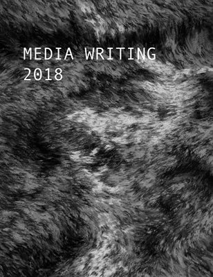 Media Writing 2018